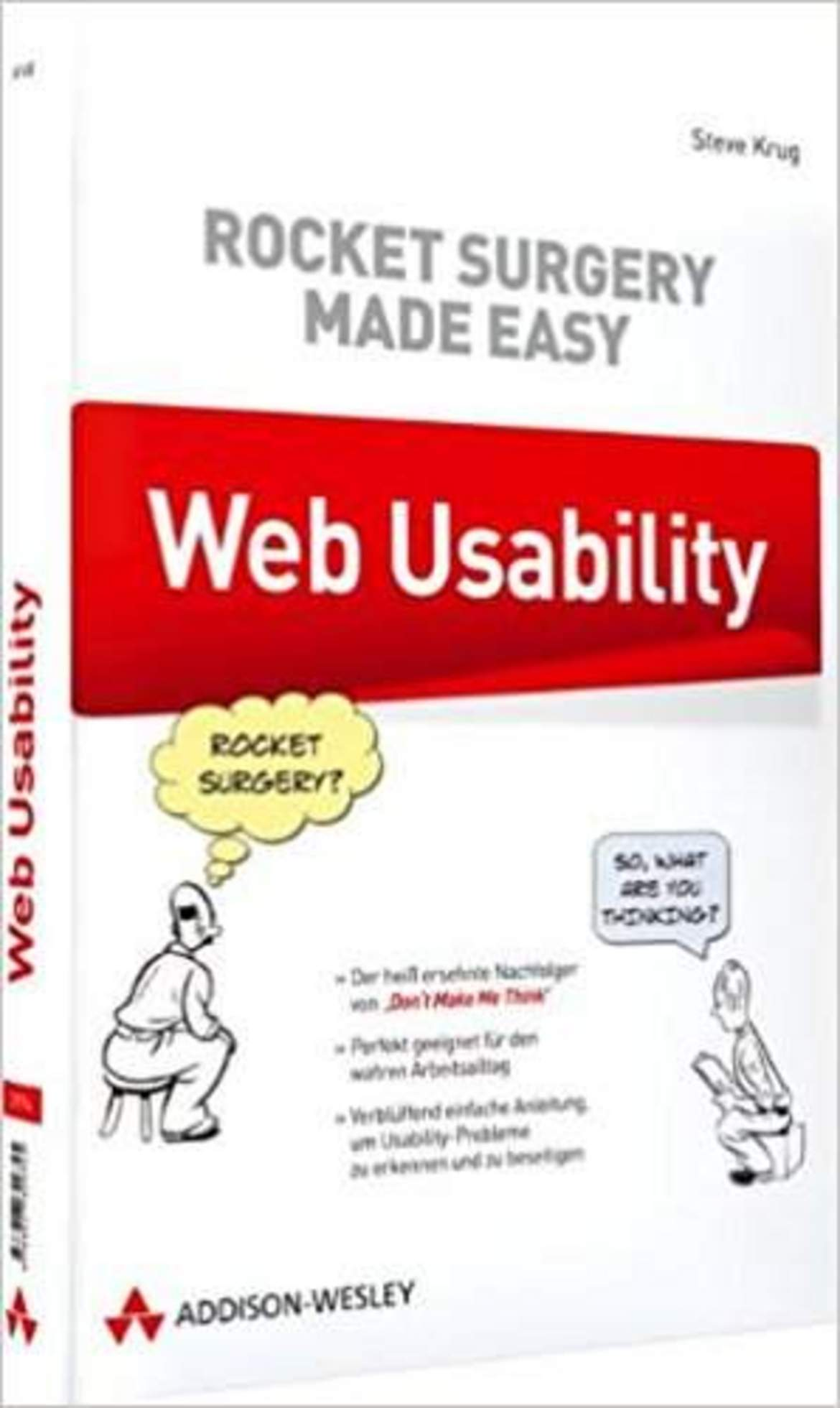 Web Usability: Rocket Surgery Made Easy